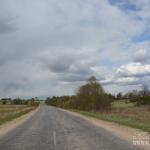 дорога в Богатьково