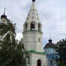 Бобренев Рождественский монастырь колокольня собора Рождества Пресвятой Богородицы