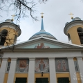 Усадьба Акулово Покровская церковь