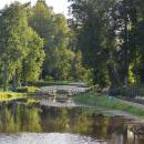 Усадьба Марьино Тосненский район Ленинградская область, парк