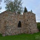 Усадьба Марьино Тосненский район Ленинградская область, средневековая башня