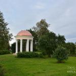 Усадьба Марьино Ленинградская область, беседка