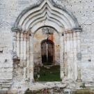 Антониев Краснохолмский монастырь, северный портал Никольского собора