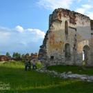 Антониев Краснохолмский монастырь, руины Никольского собора