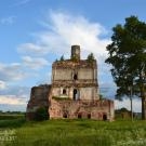 Антониев Краснохолмский монастырь, церковь Вознесения