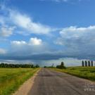 Дорога в Антониев Краснохолмский монастырь