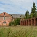 Аракчеевские казармы в селе Медведь, манеж