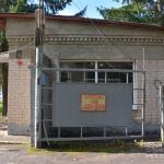 Аракчеевские казармы в селе Медведь, КПП