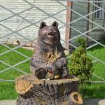 с. Медведь Новгородская область, символ поселения