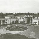 Усадьба Архангельское парадный двор