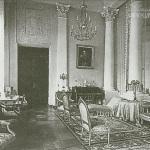 Усадьба Архангельское интерьер дворца