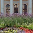 Усадьба Архангельское, дворец со стороны двора