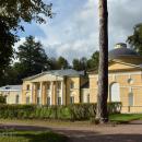 Усадьба Архангельское, дворец Каприз и Чайный домик