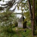 Усадьба Архангельское, часовня-купальня