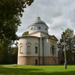 Усадьба Архангельское, храм-усыпальница