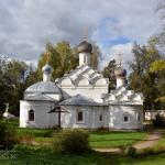 Усадьба Архангельское, церковь Михаила Архангела