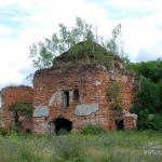 Усадьба Авчурино Калужская область церковь
