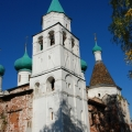 Богоявленский Авраамиев монастырь в Ростове Великом