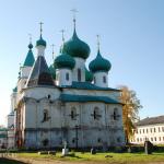 Ростов Великий. Богоявленский Авраамиев монастырь