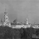 Борисоглебский монастырь в Торжке, общий вид