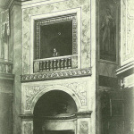 Борисоглебский монастырь в Торжке, интерьер собора