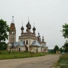 Парское храмовый комплекс, церковь Усекновения главы Иоанна Предтечи