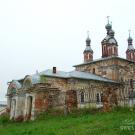 Парское храмовый комплекс, церковь Вознесения