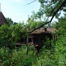 Усадьба Быкова гора главный дом, вид со двора