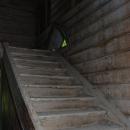 Усадьба Быкова гора главный дом, лестница