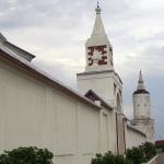 Бобренев Рождественский монастырь ограда с башнями