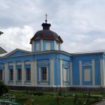 Бобренев Рождественский монастырь Фёдоровская церковь