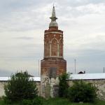 Бобренев Рождественский монастырь башня ограды