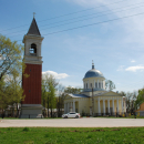 Усадьба Богучарово храмовый комплекс