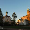 Борисоглебский монастырь Ярославская область