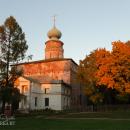 Борисоглебский монастырь поселок Борисоглебский