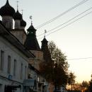 Борисоглебский монастырь поселок Борисоглебский Ярославская область