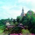 Борисоглебский монастырь в Торжке. Фото С.М. Прокудин-Горский