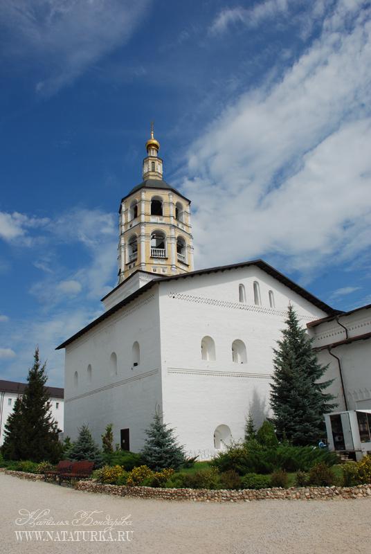 Боровский монастырь схема проезда