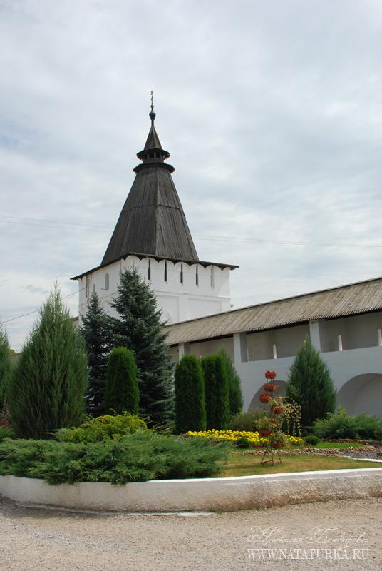 Боровский монастырь схема проезда 182