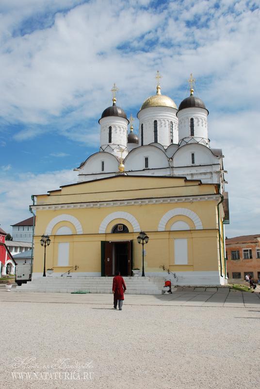 Боровский монастырь схема проезда 95