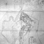 Генеральный план усадьбы Братцево (Е.П. Щукина)