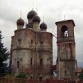 Бурцево. Вознесенская церковь, фото 2005 г.