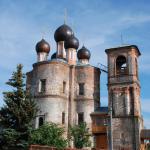 Бурцево. Вознесенская церковь, фото 2007 г.