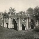 Усадьба Царицыно Фигурный мост
