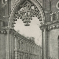 Усадьба Царицыно Виноградные ворота