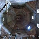 Церковь Георгия Победоносца в Веретьево, интерьер