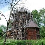 Церковь Георгия Победоносца в Веретьево