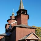 Церковь Иоанна Богослова на Ишне близ Ростова Великого
