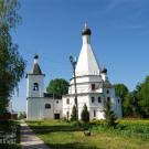 Воскресенская церковь в Городне