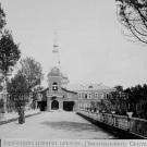 Гефсиманский скит, деревянная церковь